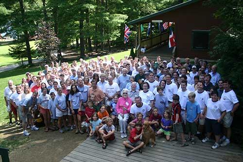 Camp Agawam Reunion